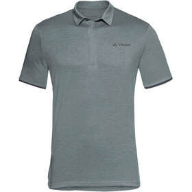 VAUDE Sentiero IV Koszulka Mężczyźni, pewter grey